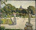George Oberteuffer - Luxembourg Gardens - Google Art Project.jpg