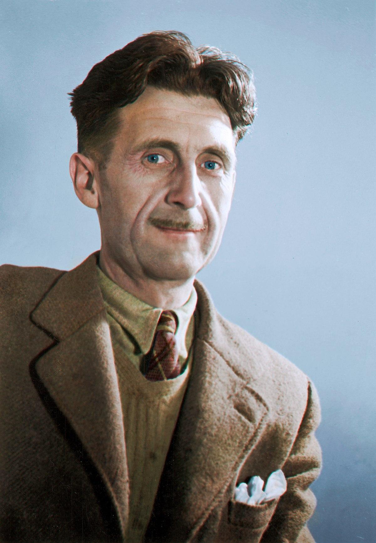 George Orwell - Wikipedia, la enciclopedia libre