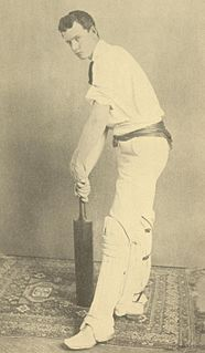 George Patterson (cricketer) American cricketer
