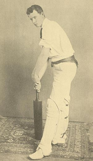 George Patterson (cricketer) - Patterson in 1884