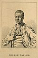 George Taylor, a boxer. Stipple engraving. Wellcome V0007273.jpg