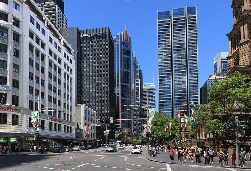 George street in Sydney Australia.jpg