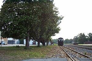 Georgia Midland Railroad - Image: Georgia Midland 05 14 04 185