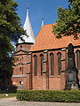 Germany Bardowick cathedral south side.jpg