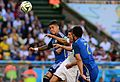 Germany and Argentina face off in the final of the World Cup 2014 17.jpg