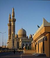 Ghadames - Grosse Moschee