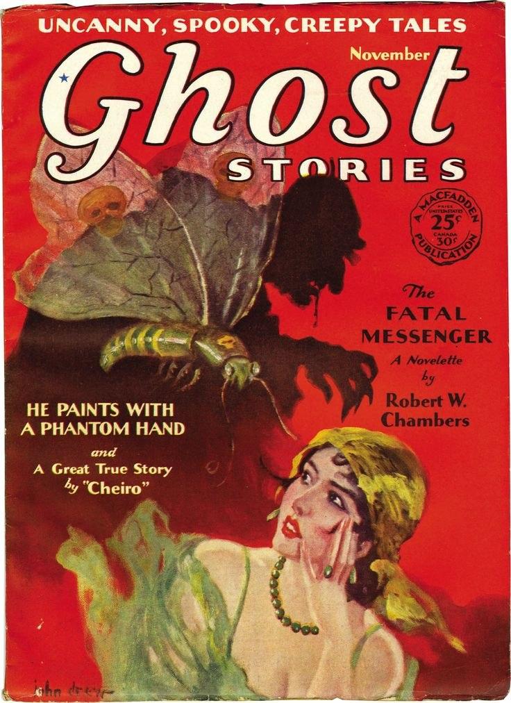 Ghost Stories November 1929