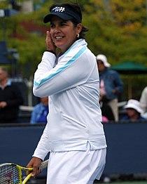 Gigi Fernández 2009 US Open 02.jpg