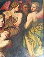 Giovanni Maria Butteri, madonna col bambino, san giovannino e tre angeli, 1575-80 ca. 02.JPG