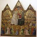 Giovanni del biondo, incoronazione della Vergine 1373.JPG