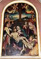 Giovanni maria butteri, deposizione dalla croce, 1583, 02.JPG