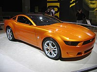Giugiaro Ford Mustang thumbnail