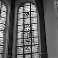 Glas in loodvenster in het bovendeel van het koor - Gouda - 20081868 - RCE.jpg