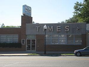 Gloucester County Times - Gloucester County Times building