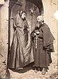 Gloeden, Wilhelm von (1856-1931) - n. 0019 (Archivio Crupi) - Donna e confessore - da - Sicilia mitica Arcadia - p. 73.JPG