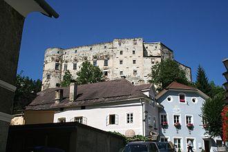 Gmünd, Carinthia - Gmünd Castle
