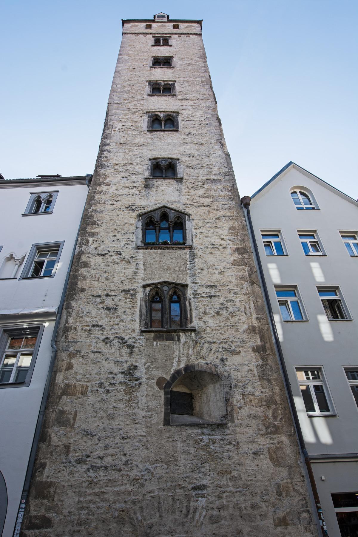 Goldener Turm Regensburg Wahlenstraße 16