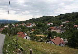 Gornja Košana - Image: Gornja Kosana