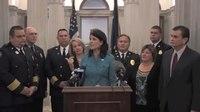 File:Gov. Nikki Haley announces Adolf Zubia as State Fire Marshal (1).webm