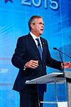 Governor of Florida Jeb Bush at Southern Republican Leadership Conference, Oklahoma City, OK May 2015 by Michael Vadon 140.jpg