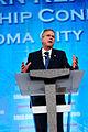 Governor of Florida Jeb Bush at Southern Republican Leadership Conference, Oklahoma City, OK OK May 2015 by Michael Vadon 07.jpg