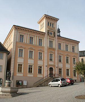 Gräfenthal - Town hall