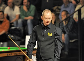 Graeme Dott - Dott at the German Masters 2014