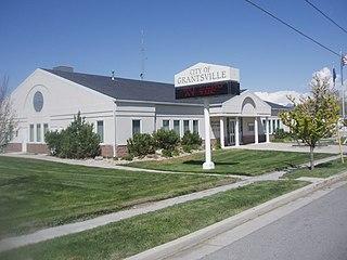 Grantsville, Utah City in Utah, United States