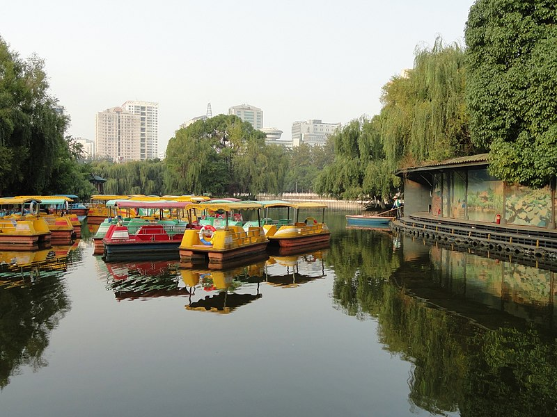 File:Green Lake Park, Kunming, China - DSC02676.JPG