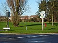 Green and Tiptree sign - geograph.org.uk - 1609719.jpg