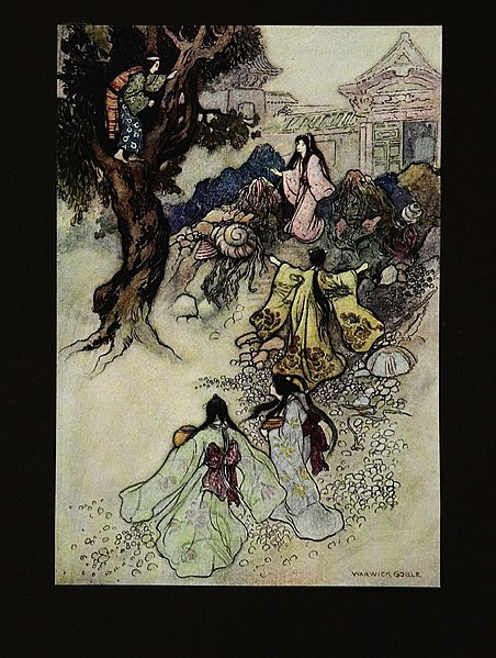 File:Green willow and other Japanese fairy tales (1910) (14593749788).jpg