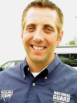 2002 NASCAR Busch Series - Greg Biffle, the 2002 Busch Series champion