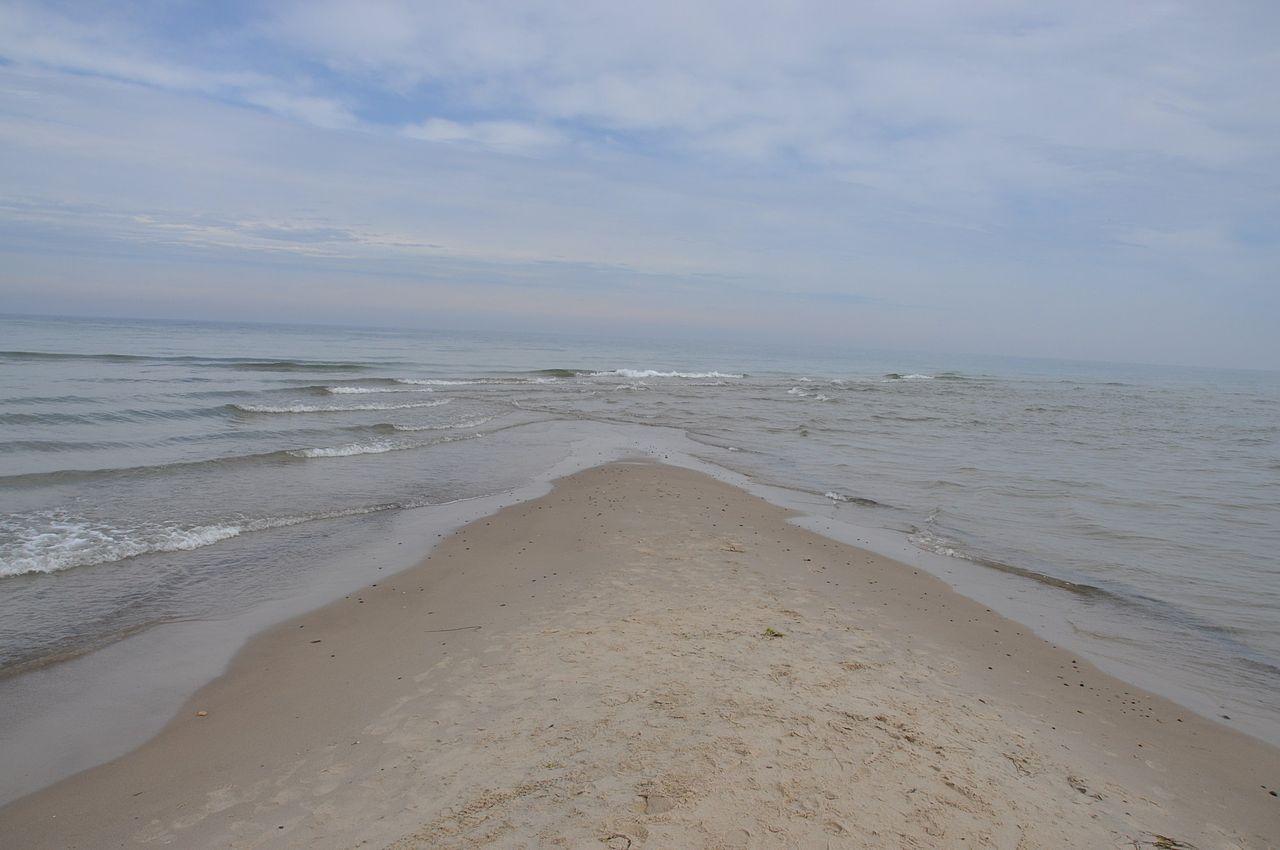 Baltic and north sea