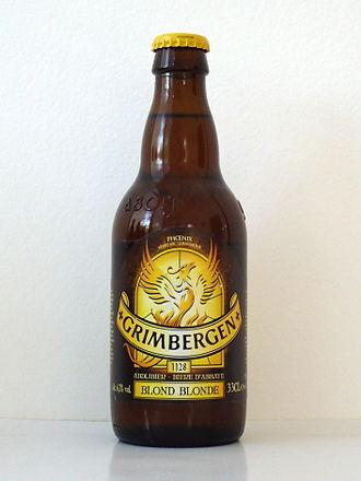 Grimbergen (beer) - Grimbergen Blond