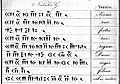 Grotefend translation of the Xerxes inscription (Old Persian version).jpg