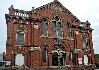 Retford - Grove Street Methodist Church