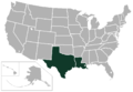 Gulf Star Conference-USA-states.png