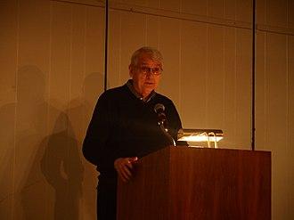 Gurney Norman - Gurney Norman speaking at University of Kentucky event