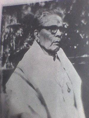 Chenganoor Raman Pillai - Padma Shri Guru Chenganoor Raman Pillai, Celebrated Kathakali artist.