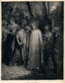 Gustave Doré - The Holy Bible - Plate CXLI, The Judas Kiss.png