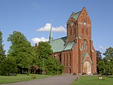 Fil:Hässleholms kyrka ext2.jpg