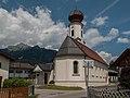 Höfen, katholische Filialkirche Maria Hilf Dm64097 plaatsen foto5 2014-07-25 12.54.jpg