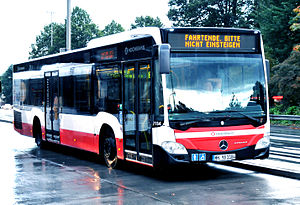 Mercedes-Benz buses - The new Mercedes-Benz Citaro presented in 2011