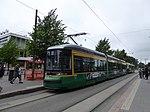 HKL tram line 1 at Lasipalatsi.jpg