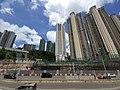 HK 城巴 619 CityBus 遊車河 tour view 觀塘區 Kwun Tong District 藍田 Lam Tin 鯉魚門道 Lei Yue Mun Road June 2020 SS2 06.jpg