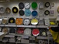 HK CWB Park Lane basement shop IKEA wall clocks Dec-2015 DSC.JPG
