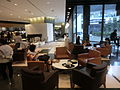 HK Central 花旗銀行大廈 Citibank Tower mall food court interior visitors May-2014.JPG