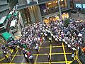 HK Central Ice House Street Site Workers Parade Action 2.JPG