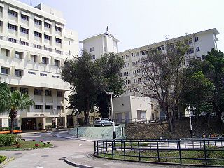 葛量洪醫院可遷至南風道成為瑪麗醫院的分院,其原址拆卸後改為作私家醫院之用。 (圖片:Chong Fat@Wikimedia)