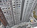 HK Mid-levels 21 Robinson Road 豪景閣 Good View Court roof view Grand Panorama 3 Block March-2011.JPG